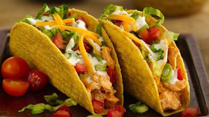 CHICKEN-RANCH- TACOS